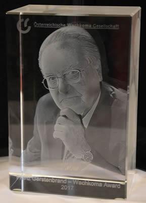 Franz Gersternbrand Wachkoma Award