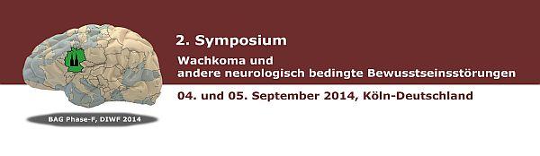 Logo Wachkoma Symposium Köln 2014
